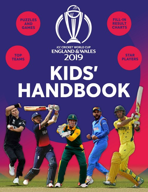 ICC Cricket World Cup 2019 Kids smaller