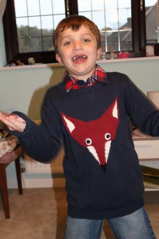 boy fox jumper cherokee