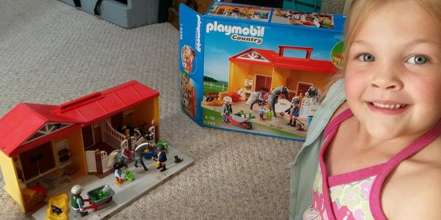 Play mobil 4