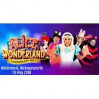Alice in Wonderland - a family musical spectacular