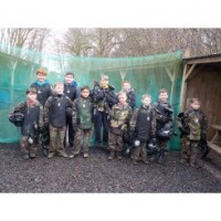 Battlezone Edinburgh Mini Paintball