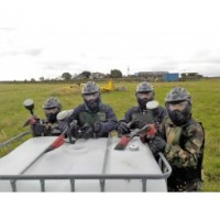 Battlezone Newcastle Mini Paintball