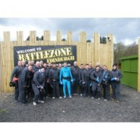 Battlezone Paintball Edinburgh
