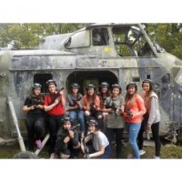 Battlezone Paintball - Laser Tag
