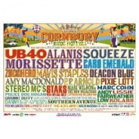 Cornbury Music Festival at The Great Tew Park