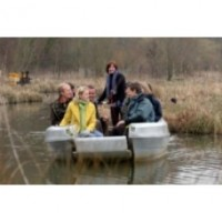 Drive a Wetland Boat experience