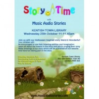Free Children's Story Time Special with Music Audio Stories
