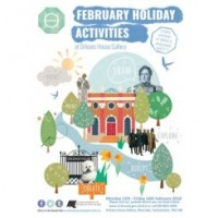 Half Term Activities at Orleans House Gallery