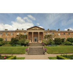 Hillsborough Castle Car Park