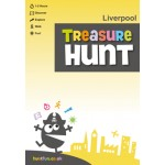 huntfun Liverpool treasure hunt on foot
