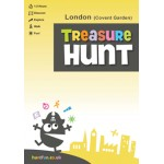 huntfun London Covent Gardens treasure hunt on foot