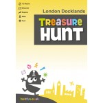 huntfun London Docklands treasure hunt on foot