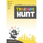 huntfun London Tower to Globe Theatre treasure hunt on foot