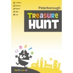 huntfun Peterborough treasure hunt on foot
