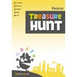 huntfun Redcar treasure hunt on foot