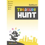 huntfun Saltburn treasure hunt on foot