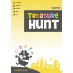 huntfun Settle treasure hunt on foot