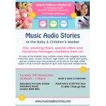 Music Audio Stories returns to the Baby & Children's Market