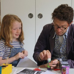 Family workshop © The Foundling Museum 4