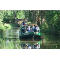 Wey and Aurn Canal Boat Trips