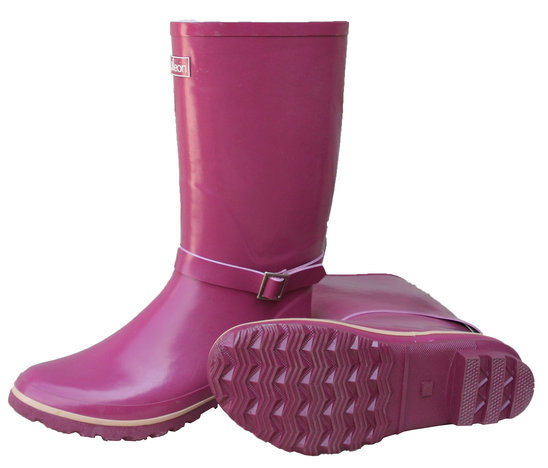 d68218ffa6e3 Jileon wide calf wellies - review. Jileon wellies Wide Fit Pink Sole