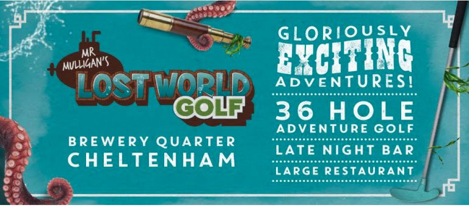 Lost world Golf