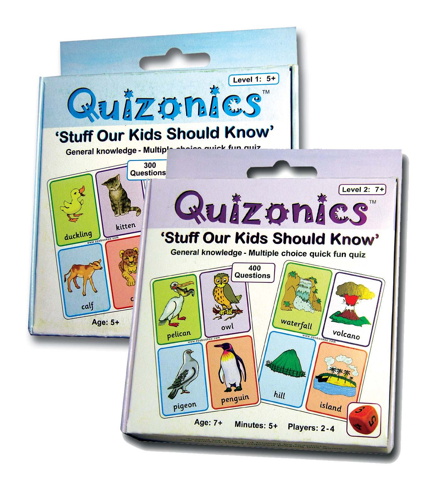 Quizonics - reviewed for What To Do With The Kids - What To