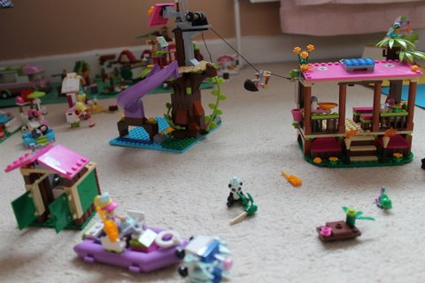 Lego Friends Jungle Rescue Base Review What To Do With The Kids